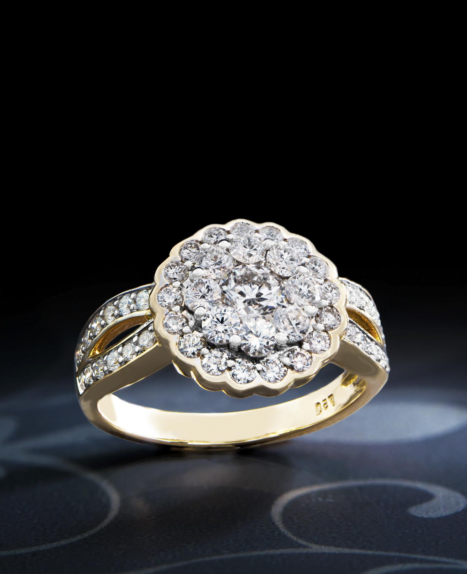 elegant ring schwarzer diamant schmuck website. Black Bedroom Furniture Sets. Home Design Ideas